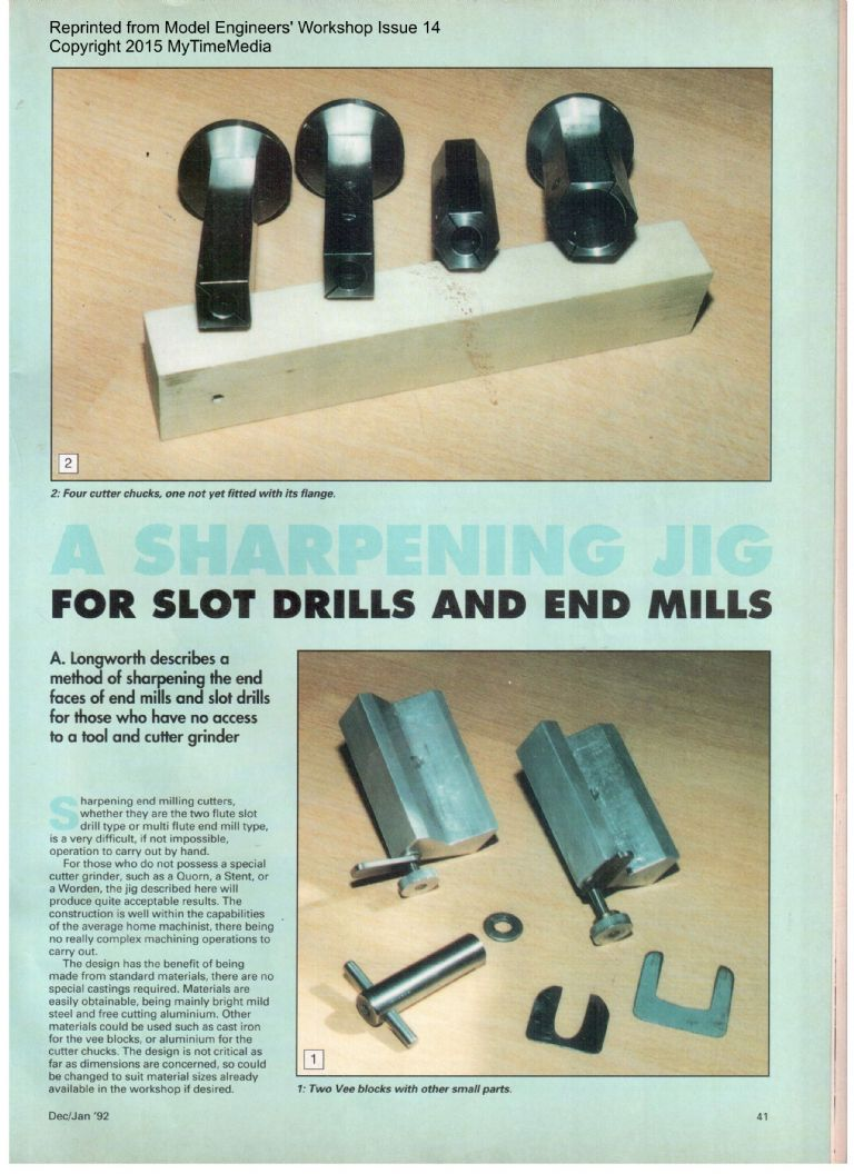 End Mill Sharpener Page 1