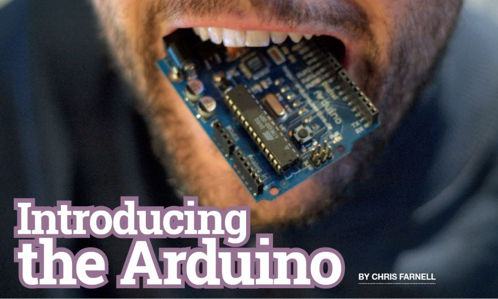 Eating an Arduino