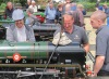 Miniature Steam Locomotive Management