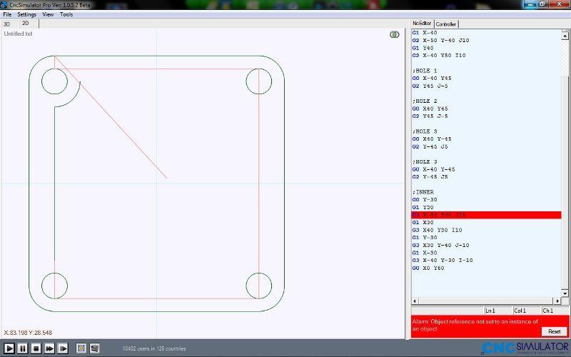 Kosy nccad8 HELP! | Model Engineer