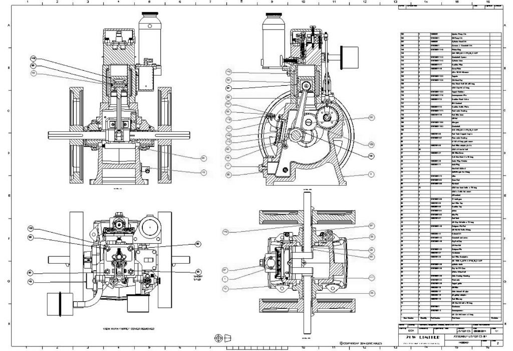 lister diesel engine model engineer rh model engineer co uk Diesel Engine lister cs workshop manual