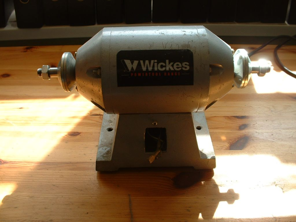Marvelous Making A Table Saw From Wickes Grinder Model Engineer Machost Co Dining Chair Design Ideas Machostcouk