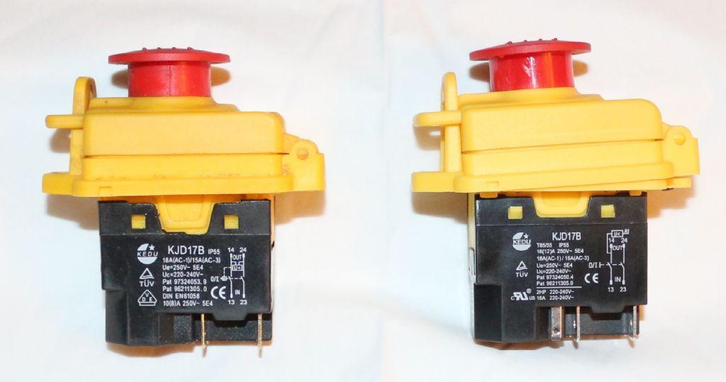 Faulty Switch Model Engineer