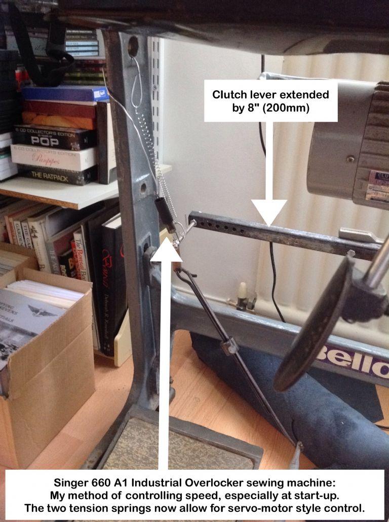 ex 660 sewing machine