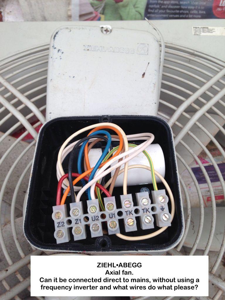 ziehl u2022abegg axial fan model engineer rh model engineer co uk  ziehl abegg ec fan wiring diagram