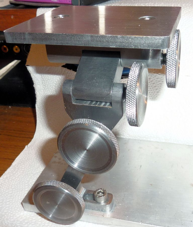 Adjustable Tool Rest For My 8 Quot Bench Grinder Model Engineer