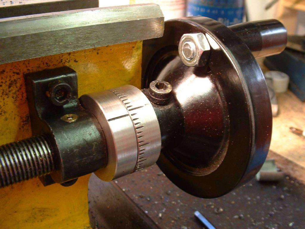 Myford Lead Screw Model Engineer Re Reversing Switch Leadscrew Handle