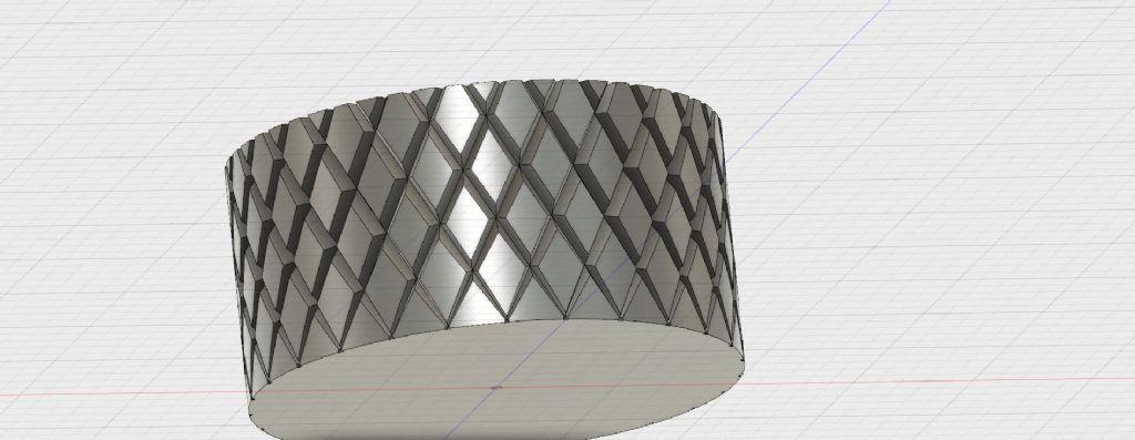 Fusion 360 Knurling - Efficiency? | Model Engineer