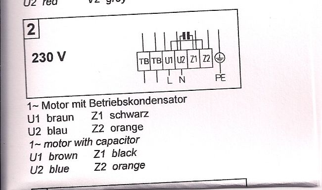 ziehl abegg wiring diagram   26 wiring diagram images