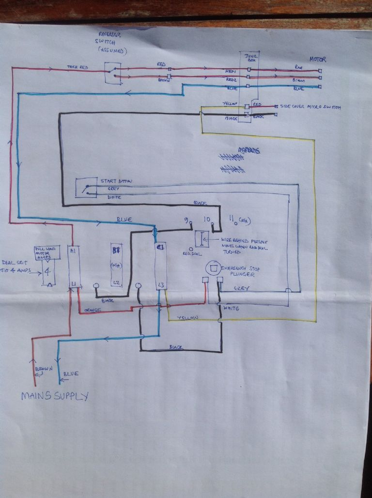 colchester lathe wiring diagram 31 wiring diagram images Cat 6 Jack Wiring Diagram Old Phone Wiring Diagram