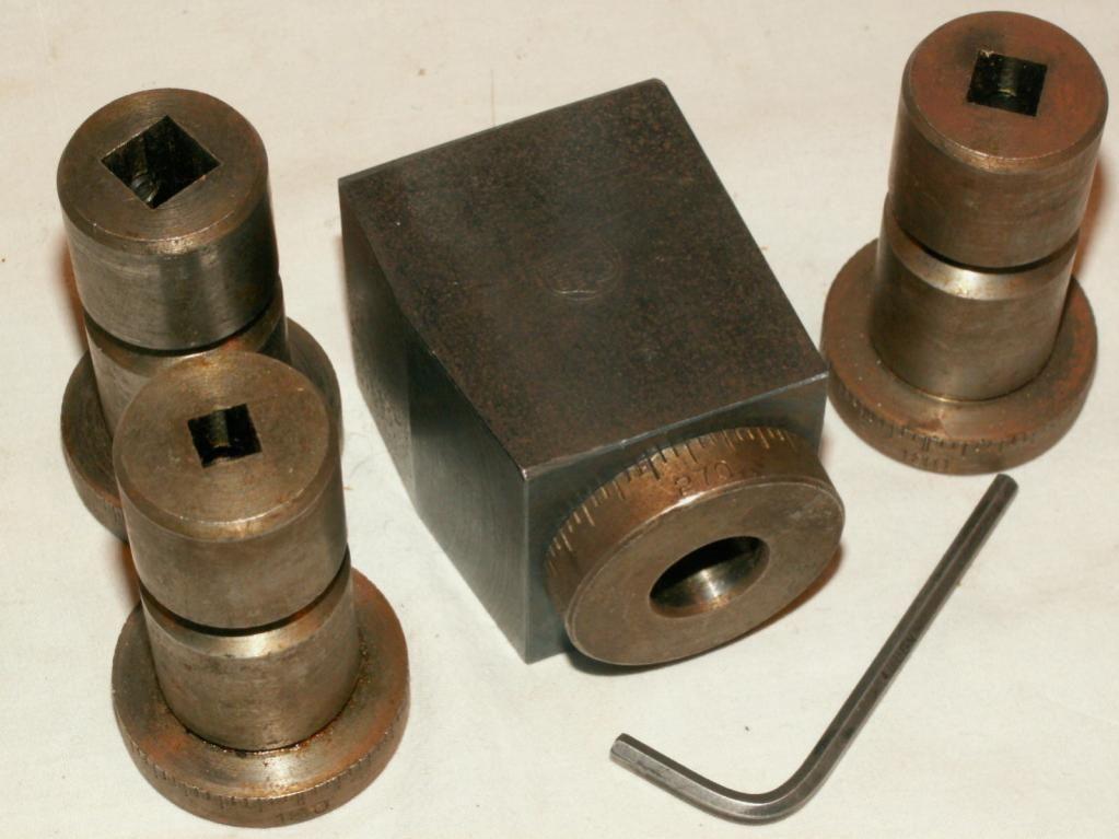 cutter bit grinding block! South Bend Lathe tool