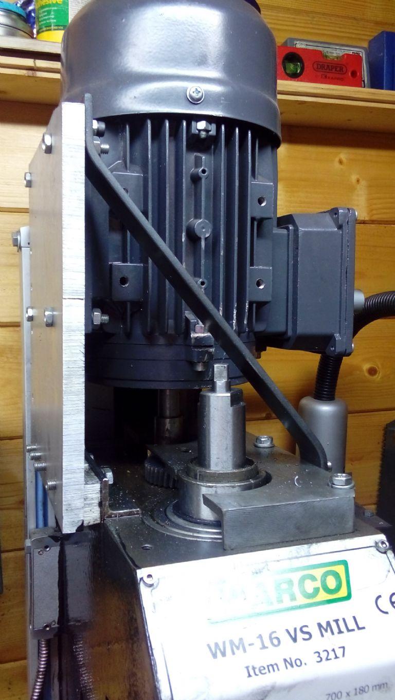 Weird mill problem  | Model Engineer