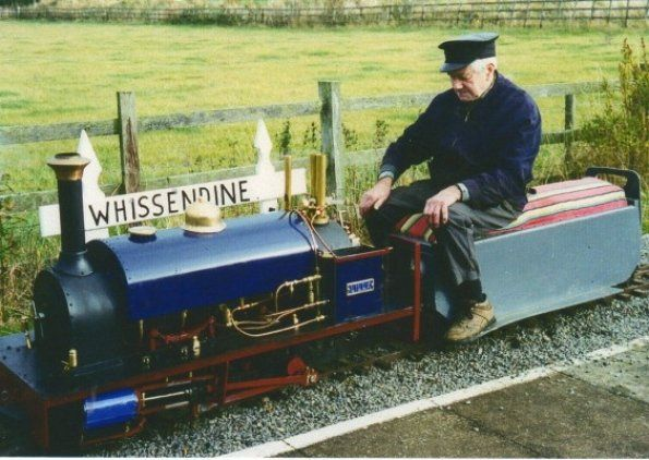 Hunslet Lilla - 7 1/4in  gauge locomotive stolen | Model Engineer