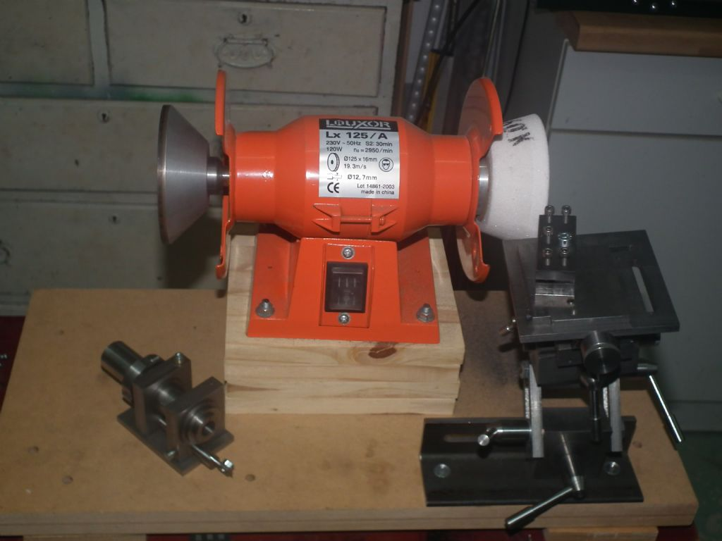 Electric Motor For The Quorn Model Engineer