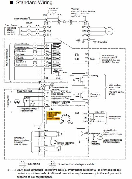 omron varispeed v7 help model engineer rh model engineer co uk Schematic Circuit Diagram 3-Way Switch Wiring Diagram