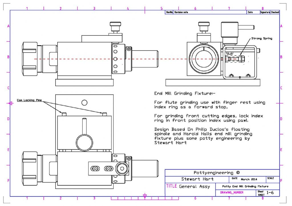 tool and cutter grinder plans pdf