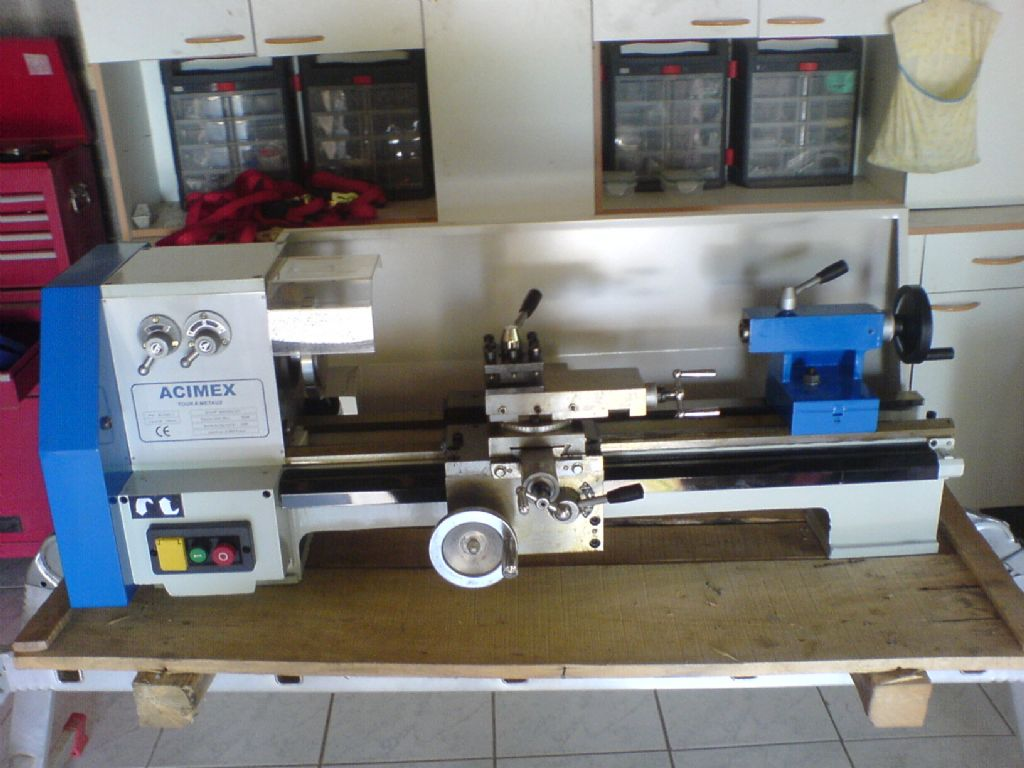 Alterations to a bv20 lathe home model engine machinist for Axminster tornio