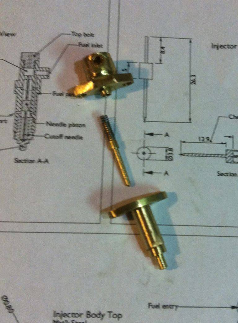 Lister Drawings Model Engineer Lucas Cav Injector Pump Diagram Pictures To Pin On Pinterest Parts