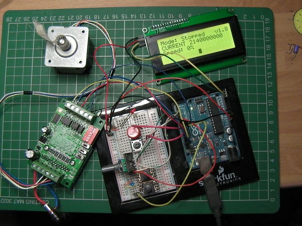Three Way Switch Arduino