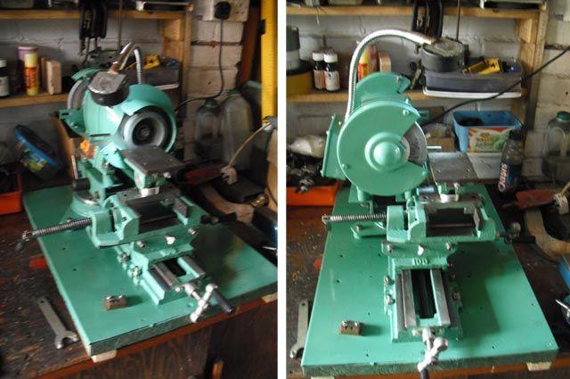 Source of mid green hammerite paint model engineer - Painting tool avis ...