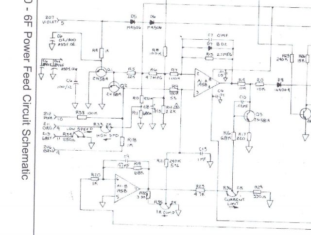 circuit diagram (part) bridgeport milling machine help model engineer wiring milling machine at nearapp.co