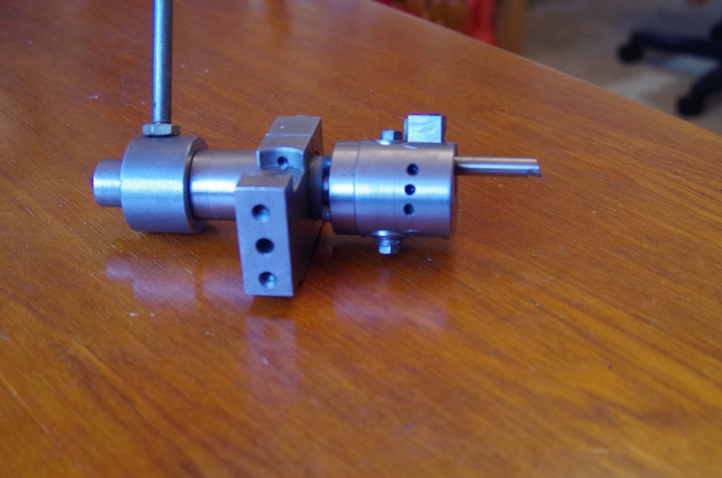 Ball Turner Boring Bar