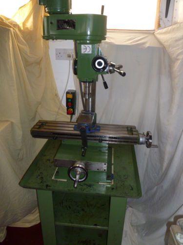 Motor For Chester Champion Mill Model Engineer