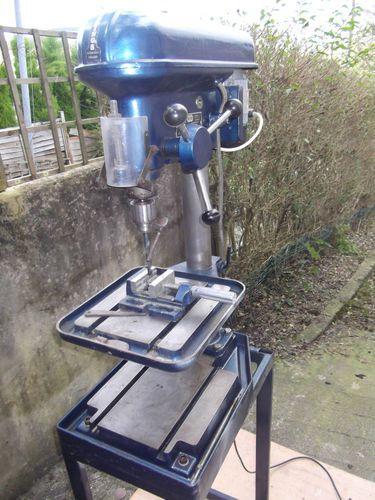 meddings bench drill details model engineer rh model engineer co uk 2D Pillar Drill Pillar Drill Diagram