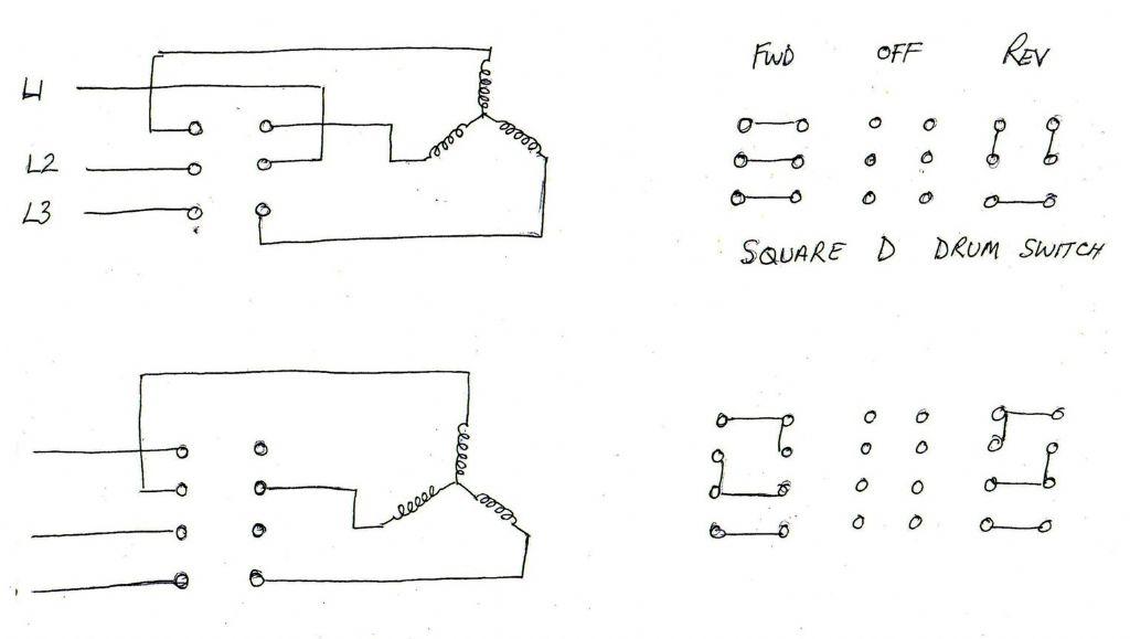 Forward reverse switch diagram | Model Engineer