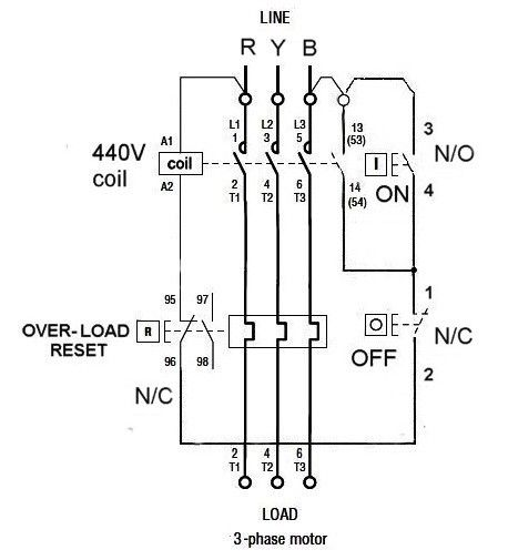 3 phase wiring diagram  picturejpg  phase panel wiring