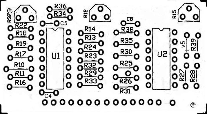 speed control pcb for clarke cl300 lathe