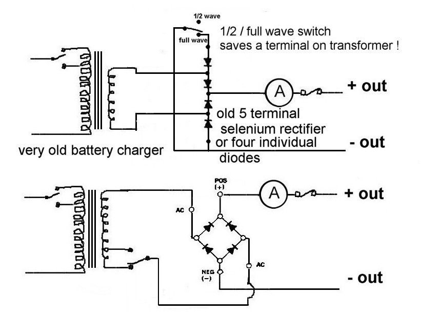 selenium rectifier diagram  diagrams  wiring diagram images