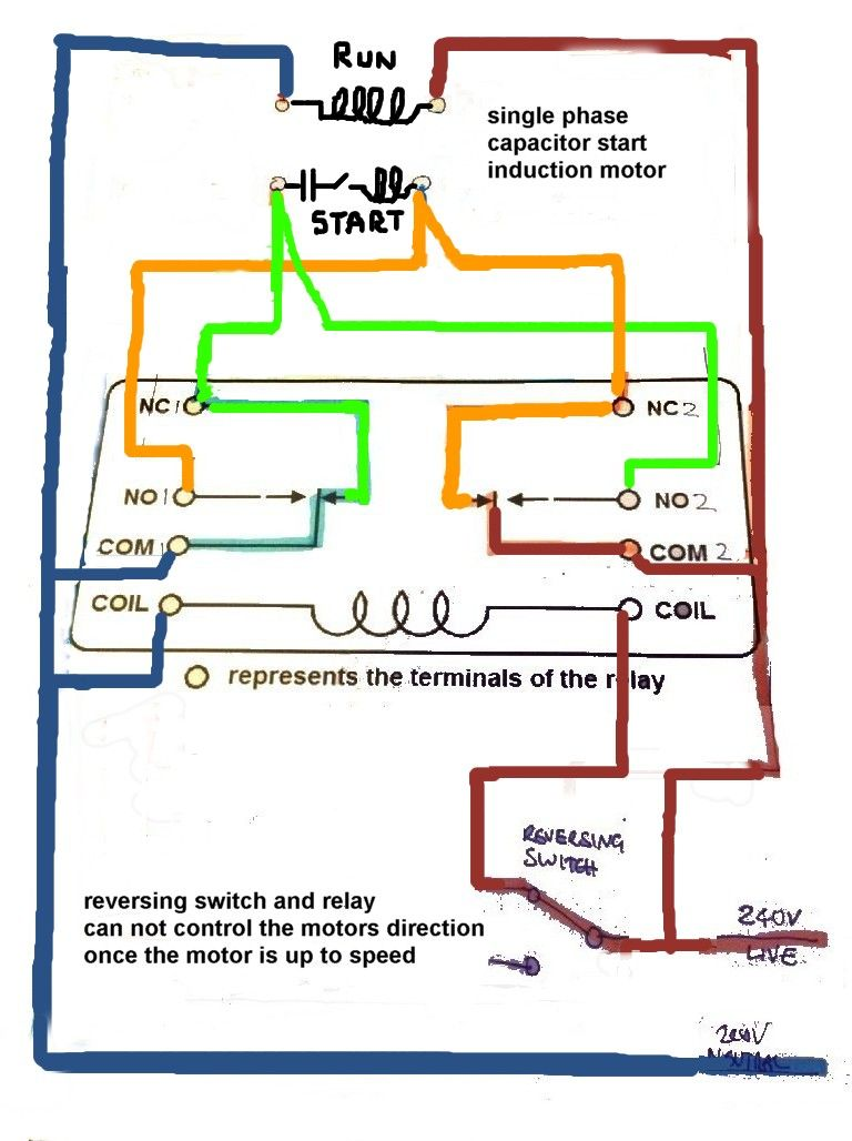 Bantam Switch Wiring Diagram Library Caravan Park John Possible Example Of Relay