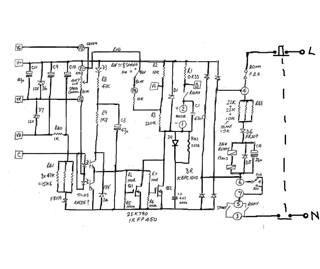 lathe machine wiring diagram   28 wiring diagram images