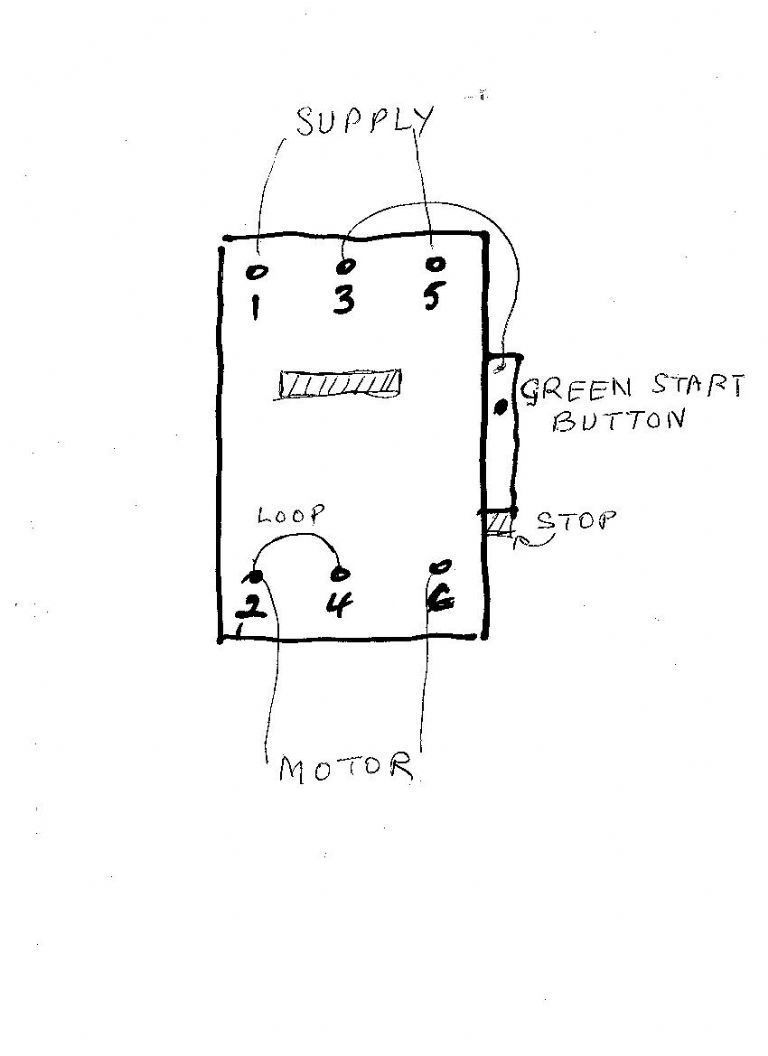 Danfoss Starter Switch Model Engineer Controls Wiring Diagram 79 Forum Posts