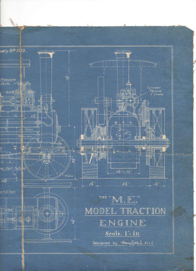 Me traction engine blueprint model engineer metractiong malvernweather Gallery