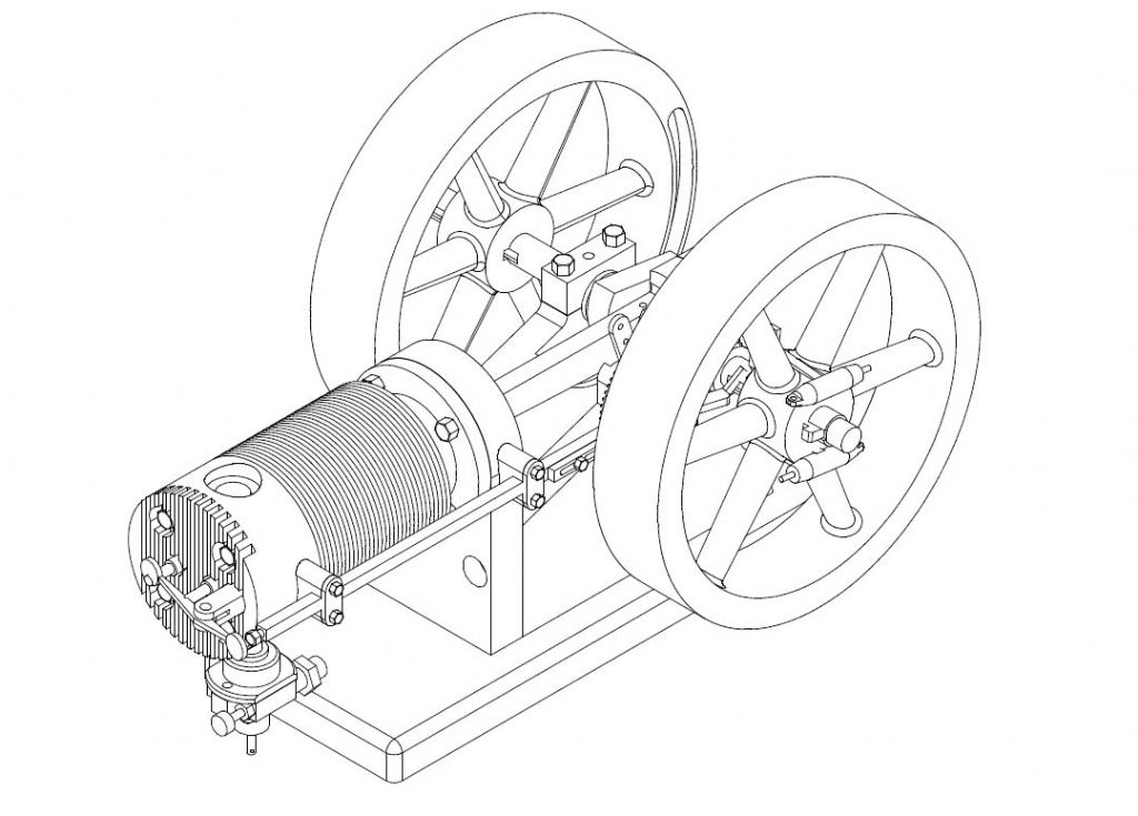 harley davidson flathead engine