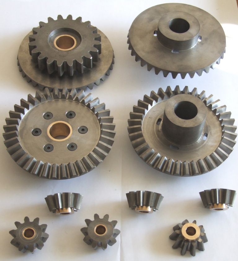 Cast Iron Gears
