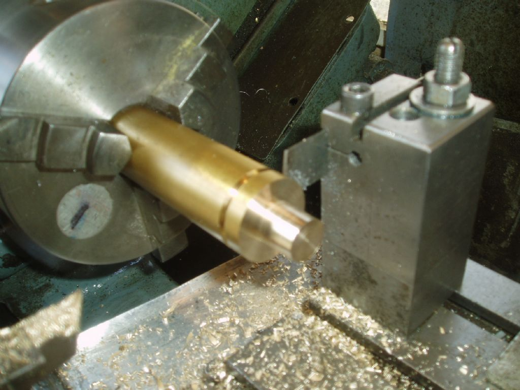 Parting off on Myford lathes   Model Engineer