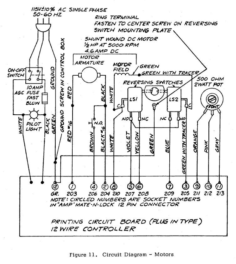 bridgeport wiring diagram