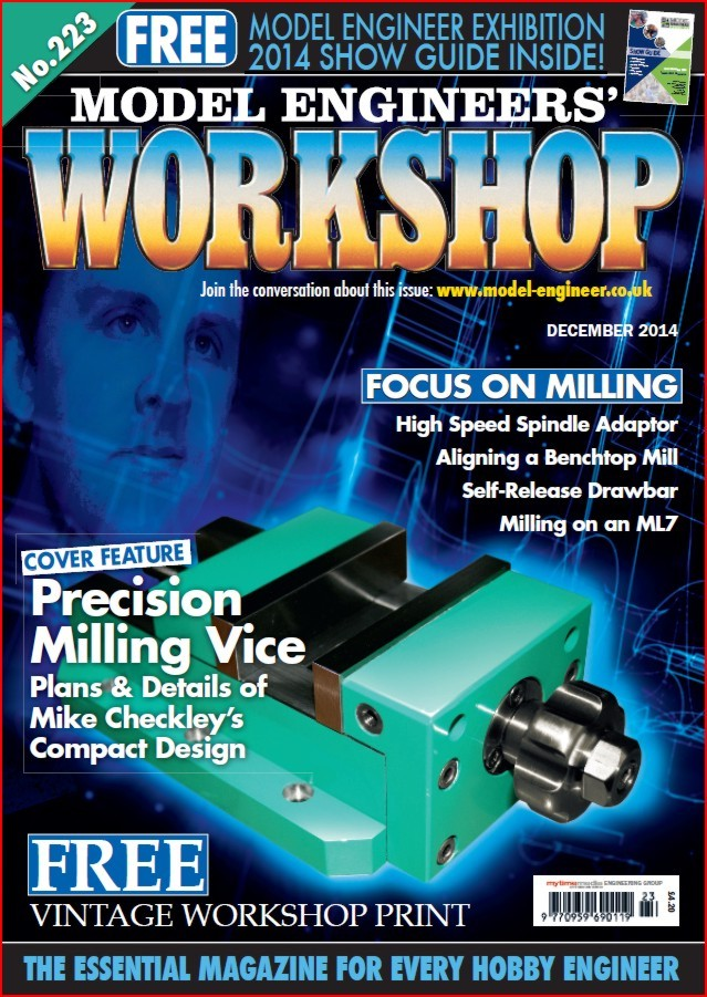 The worlds greatest home workshop magazine ever!