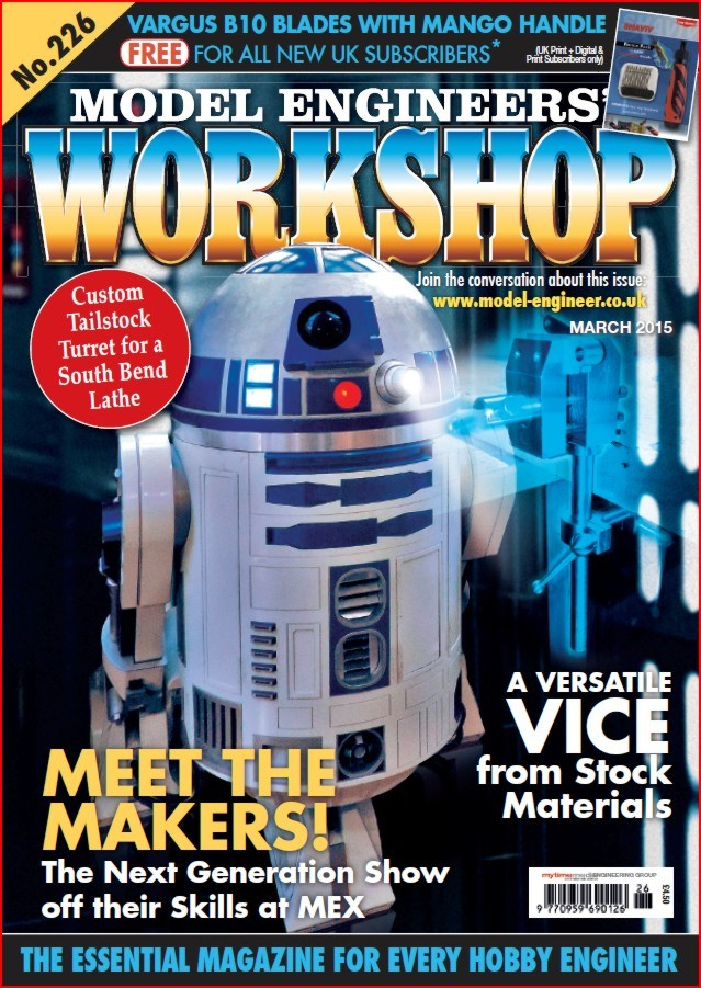 The worlds greatest home workshop magazine ever! - Probably!